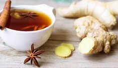 Chá Antigripe para o Inverno