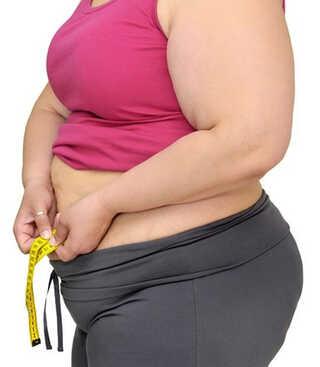 Ganho de peso na menopausa? Saiba o que fazer!