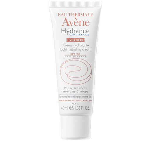 Hydrance Optimale Fps 20 Avène - Hidratante Facial