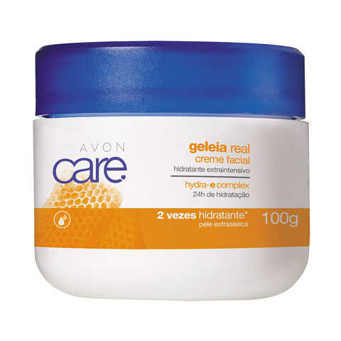 Avon Care Creme Facial Hidratante Geleia Real
