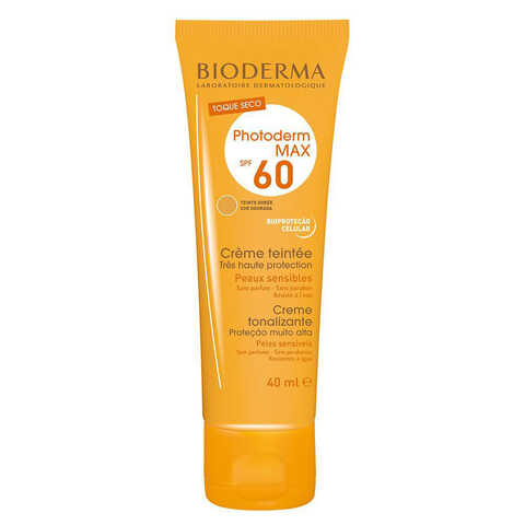 Photoderm Max Toque Seco Fps 60 Tinto Bioderma