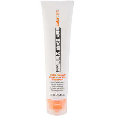 Color Care Color Protect Reconstructive Treatment Paul Mitchell