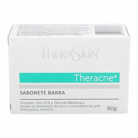 Theracne Theraskin - Sabonete em Barra