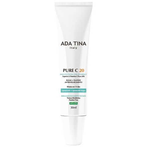 Pure C 20 Ada Tina - Rejuvenescedor Facial
