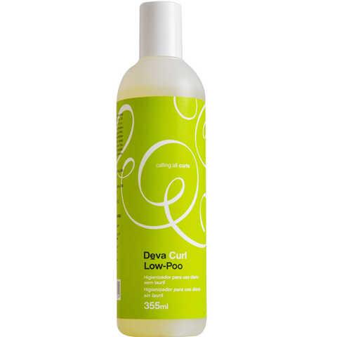 Shampoo Low-Poo Deva Curl