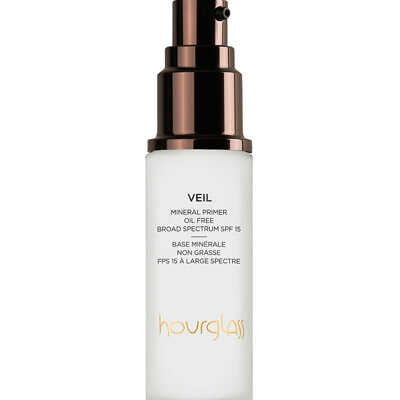 Mineral Veil Hourglass