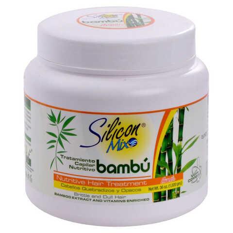 Tratamento Nutritivo Bambu Silicon Mix