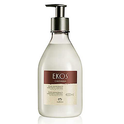 Polpa Desodorante Hidratante Corporal Castanha Ekos