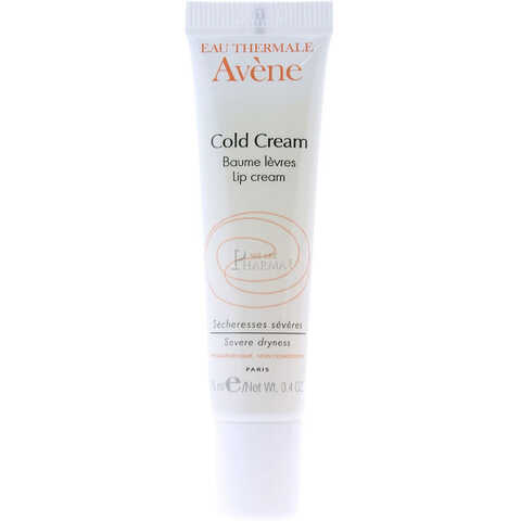 Cold Cream Avène - Hidratante Labial