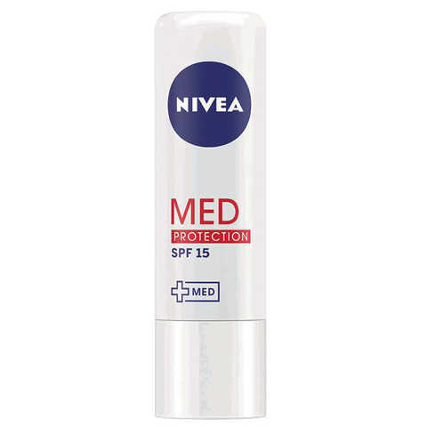 Lip Care Protetor Labial Nivea MED
