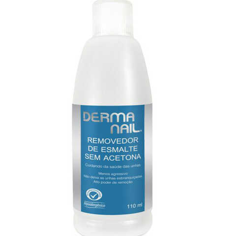 Removedor de Esmaltes Derma Nail