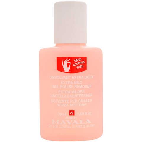 Mavala Nail Polish Remover Pink