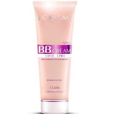 BB Cream 5 em 1 SPF20  L'oréal