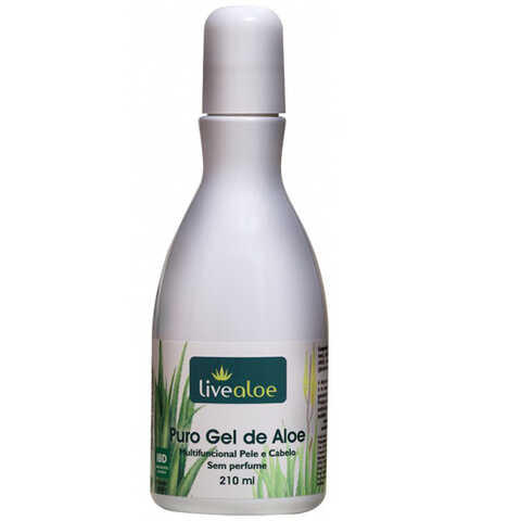 Puro Gel de Aloe Vera