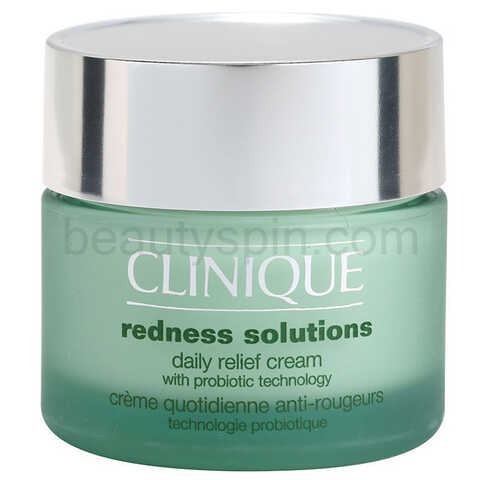 Redness Solutions Daily Relief Cream Clinique - Cuidado Hidrante Facial Diário