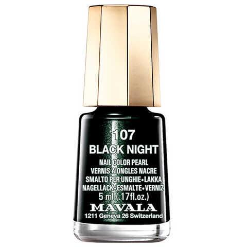 Mavala Mini Color Black Night