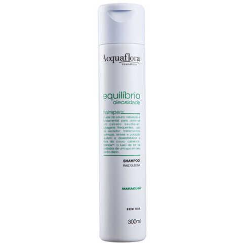 Equilíbrio Oleosidade Normais ou Mistos - Shampoo Acquaflora