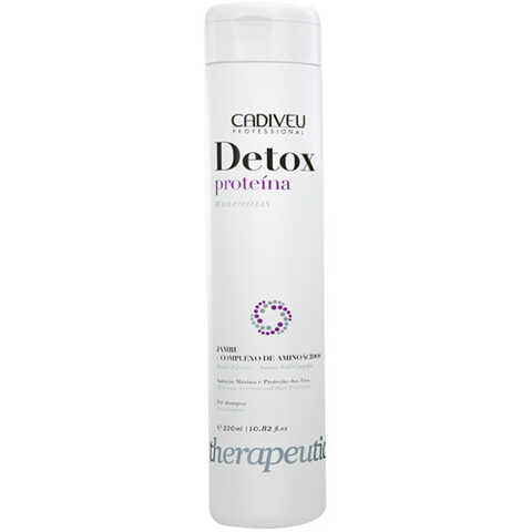 Detox Proteína – Pré-Shampoo Cadiveu