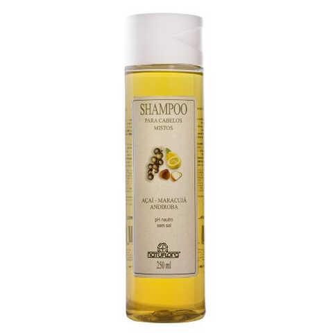 Shampoo Guaraná Natuflora - Shampoo para Cabelos Oleosos