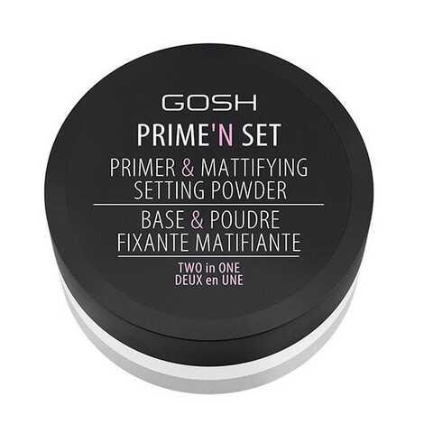 Primer Facial Gosh Copenhagen - Prime'n Set Powder – Translúcido