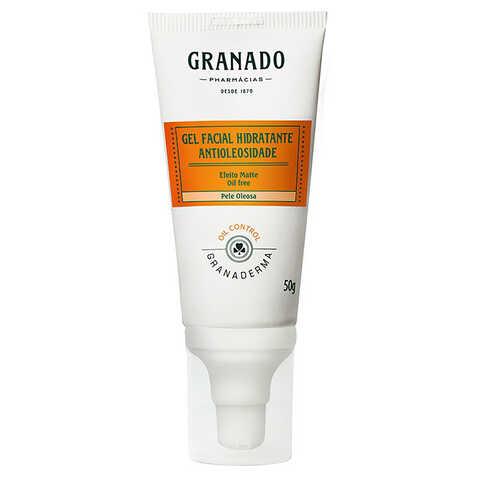 Granado Granaderma Facial Antioleosidade - Gel Hidratante
