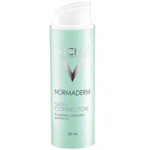 Normaderm Skin Corrector Vichy - Cuidado Antiacne Clareador