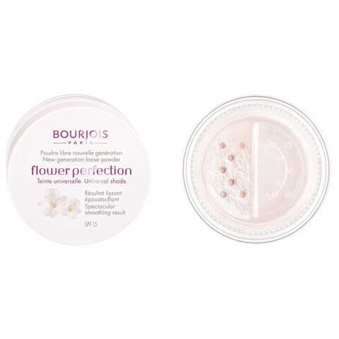 Powder Flower Perfection Bourjois - Pó Facial Solto
