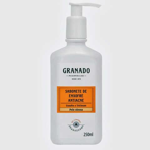 Granado Granaderma Oil-Control Sabonete de Enxofre Antiacne