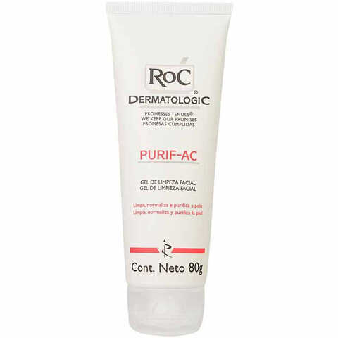 RoC Purif-Ac Cleanser Purifying