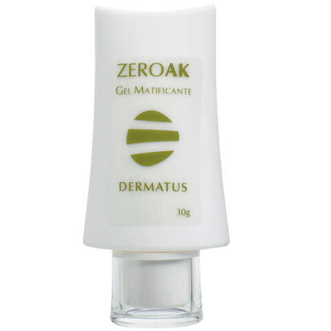 ZeroAK Gel Matificante Dermatus - Tratamento Antiacne