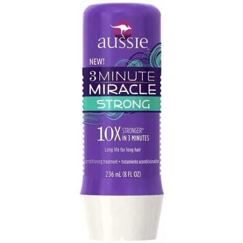 Tratamento Máscara 3 Minute Miracle Aussie - De 55,65 por R$ 39,90