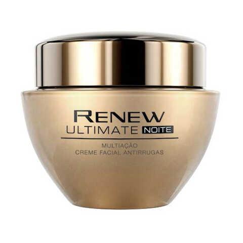 Renew Ultimate Creme Facial Antirrugas Noite - De R$ 74,99 por R$ 59,99
