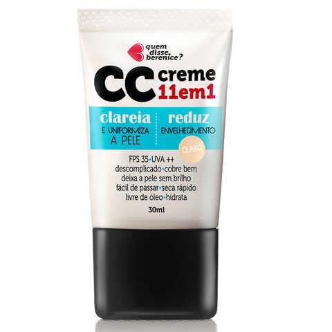 CC Cream Quem Disse Berenice