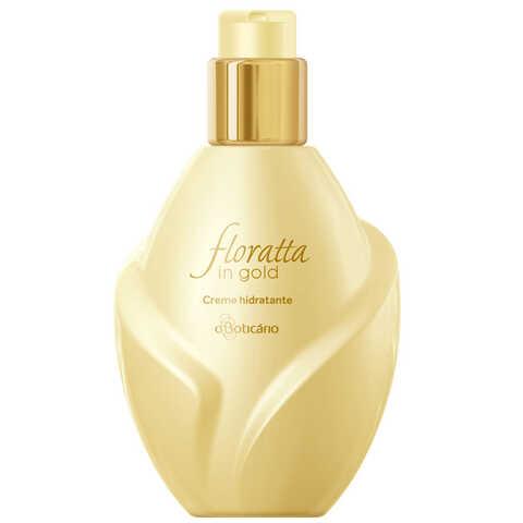 Creme Hidratante Floratta In Gold