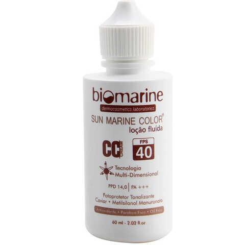 Biomarine Sun Marine CC Cream Color FPS 40
