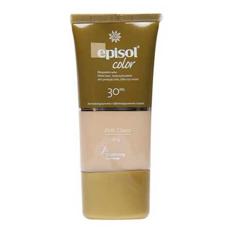 Protetor Solar Facial Fps 30 Episol Color