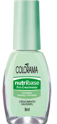 Esmalte Colorama Nutribase Pro Crescimento