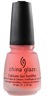 China Glaze Calcium Gel Fortifier