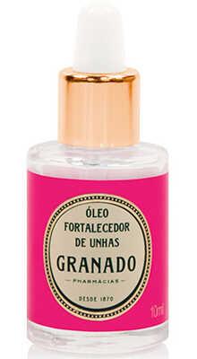 Óleo Fortalecedor de Unhas Granado Pink