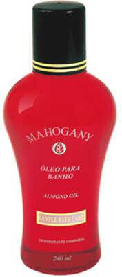 Óleo para banho Amendoas Mahogany