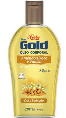 Óleo Corporal Niely Gold (Amêndoa Doce e Vanilla)