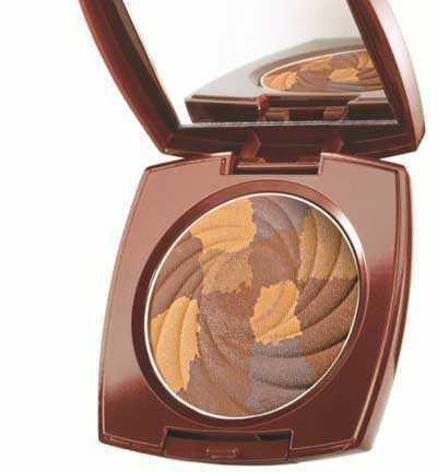 Avon Summer Bronze Mosaico Pó Facial Efeito Bronzeado