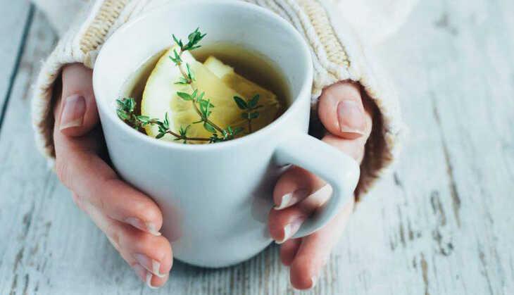Chá especial para o inverno!