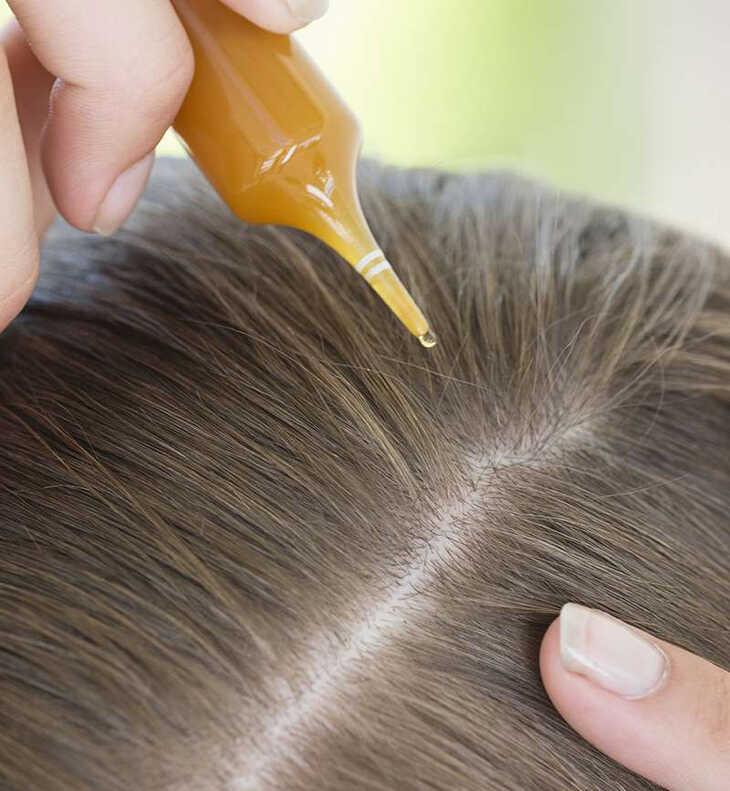 Própolis para cabelos mais saudáveis!