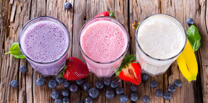 Shake Funcional para Incluir na Dieta