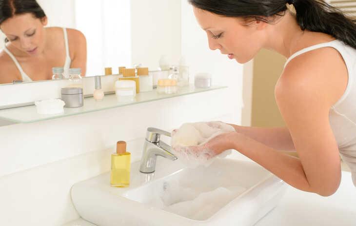 Sabonetes Faciais para Pele com Acne
