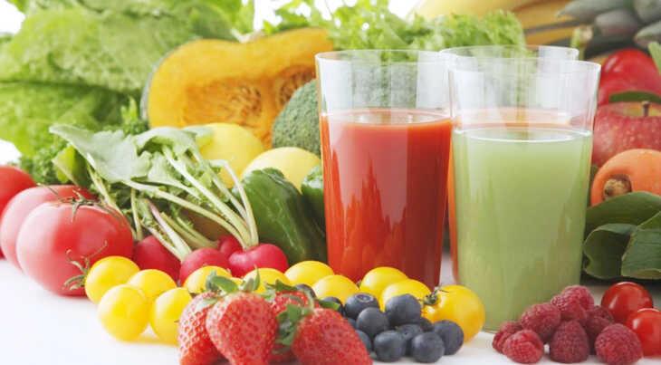 5 Alimentos para Desintoxicação do seu Corpo