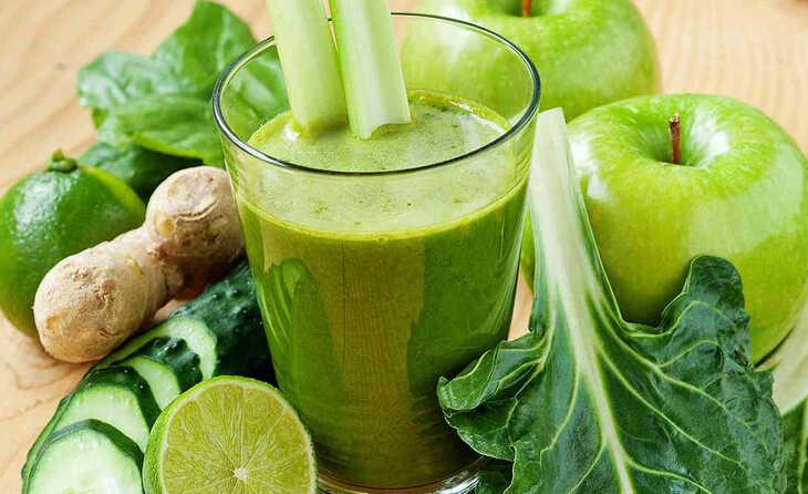Você costuma tomar suco verde?