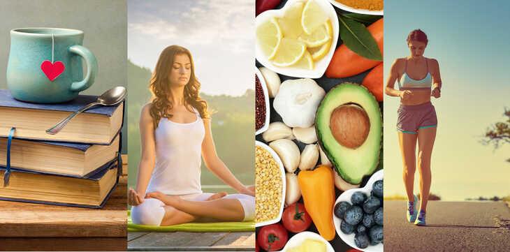 10 Pequenas Mudanças para uma Vida mais Saudável