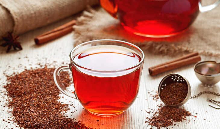 Você conhece o chá de Rooibos?